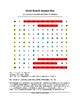 Lois Lowry's Number the Stars Characters Word Search (Grades 3-5)