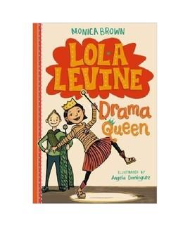 Lola Levine Drama Queen Trivia Questions