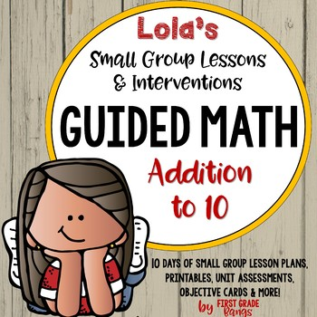 Lola's Complete Bundle of Addition to 10