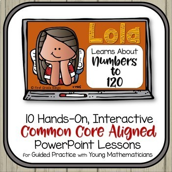 Lola's Complete Bundle of Numbers to 120