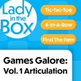 Lola's Games Galore BOOM Cards