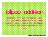 Lollipop Addition