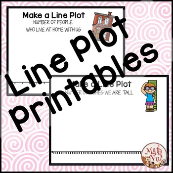 """Getting to Know You """"Line Plot Activity"""""""