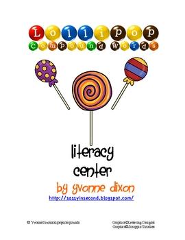 Lollipop Compound Words