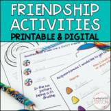 Lollipop Friendship Model (and other sweet friendship acti