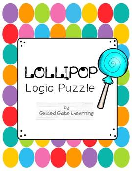 Lollipop Logic Puzzle