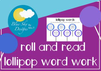 Lollipop Words!