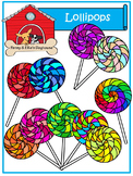 Lollipops *Penny & Ellie's Doghouse Clipart*