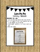 Lon Po Po Literacy Flipbook