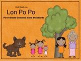 Lon Po Po Unit including Common Core in reading, math, language, and writing