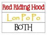Lon Po Po - Version Comparisons