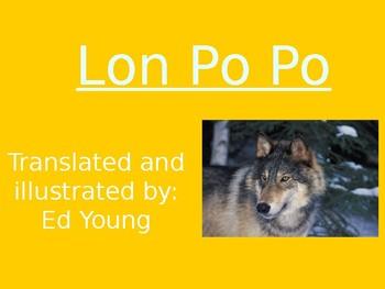 Lon Po Po - Vocabulary