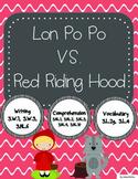 Lon Po Po and Red Riding Hood Book Comparison