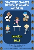 London 2012 Physical Education Resource Pack