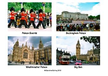 London Flashcards