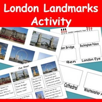 London Landmarks Hunt