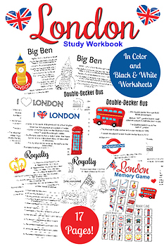 London Study Workbook