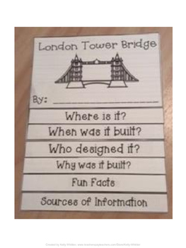 London Tower Bridge (England) Flip Book
