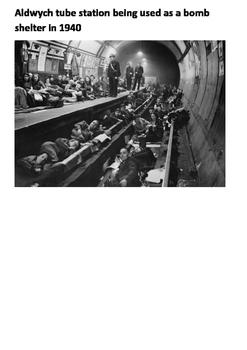 London Underground Word Search