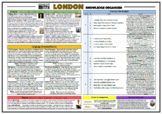 London - William Blake - Knowledge Organizer/ Revision Mat!