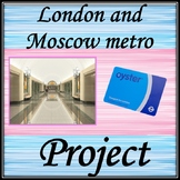 London and Moscow Underground. Project.