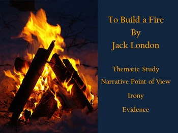 """London's """"To Build A Fire"""" - Guided Close Reading"""