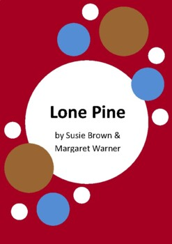 Lone Pine by Susie Brown and Margaret Warner - Anzac Day /
