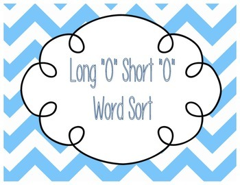 Long 0 Short 0 Word Sort