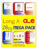 Long A 28 Page A_E Mega Pack