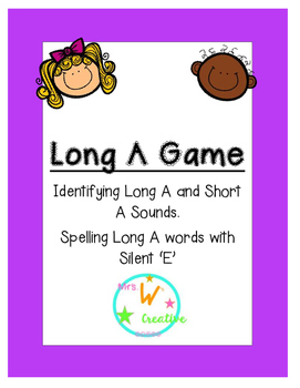 Long A Board Game