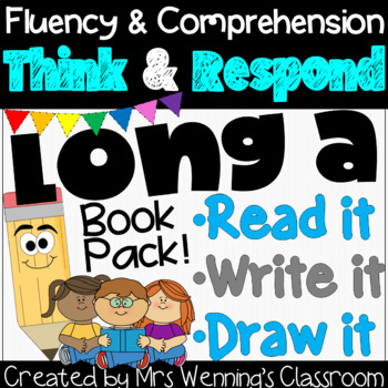 Long A Book: Think and Respond!