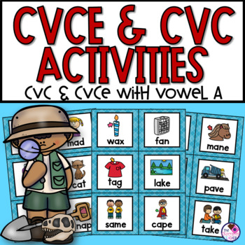 CVCe Long A Unit