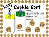 Long A Cookie sort