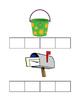 Long A Diagraph Word Boxes