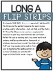 Long A Flip Strips - 6 Magic E/CVCe/CCVCe Cut, Fold, & Fli