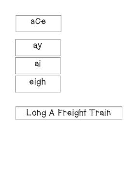 Long A Freight Train