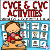 CVCe Mixed Long Vowel Unit