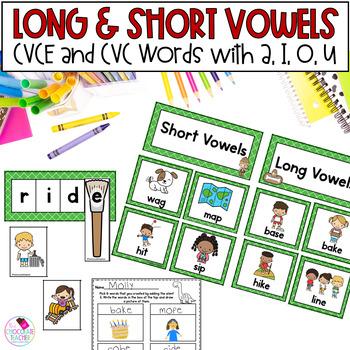 CVCe Mixed Long Vowel Unit