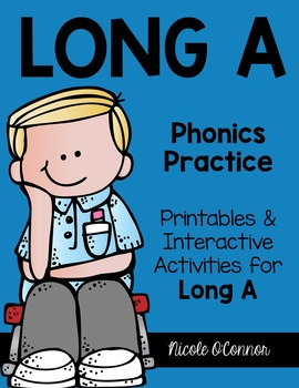 Long A Interactive Phonics Practice