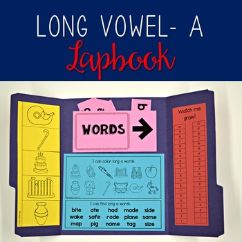Long A Lapbook