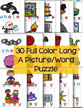 Long a Pattern Puzzles