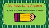 Long A  Phonics Game