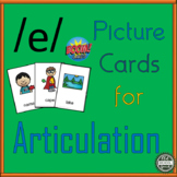 Vowel Articulation Cards for Speech Therapy: Long A: BOOM