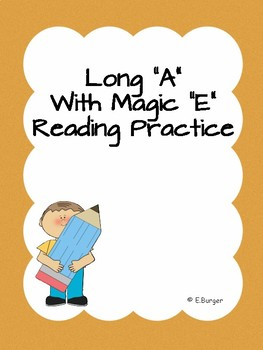 Long A Reading Practice