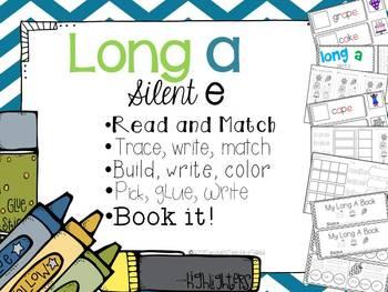 Long A Silent E