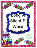 Long A Silent E Bundle