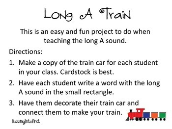 Long A Train