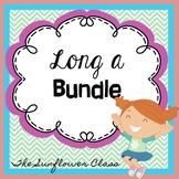 Long A Vowel - Growing Bundle