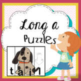 Fun Long A Vowel Puzzles - Growing Product