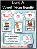 Long A Vowel Team Bundle